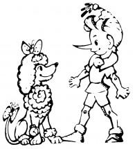 Раскраски по сказке Буратино: распечатать или скачать ...