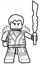 Раскраски из мультика Лего: распечатать или скачать ...