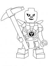 Раскраски из мультика Лего для мальчиков: распечатать или ...