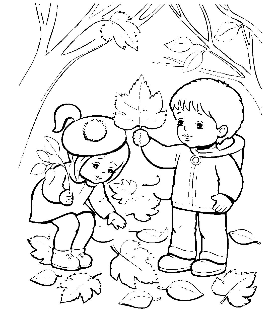 Рисунки детей детского сада картинки раскраски