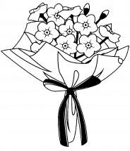 Раскраски цветы для мальчиков: распечатать или скачать ...