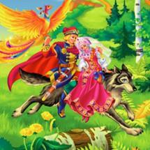 "Иван-царевич и серый волк"" (илл. Н. Кочергина): kid_book_museum."