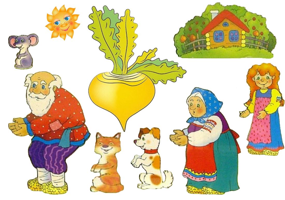 Картинки персонажей из сказок для театра