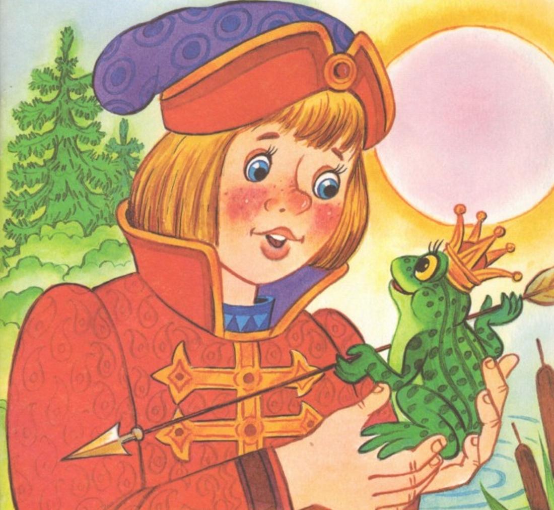 нашей картинки сказки царевны лягушки народная сказка тому рынок
