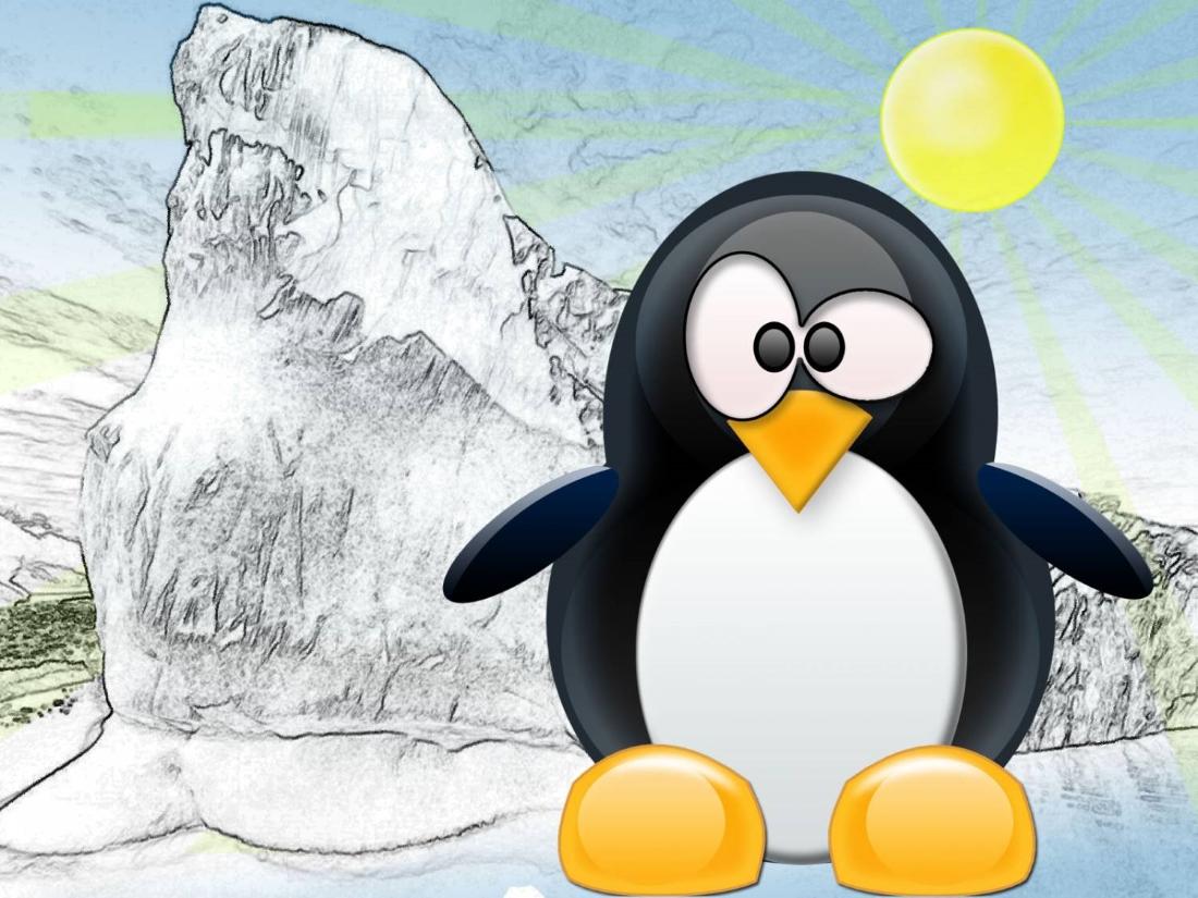 рисунки и картинки с пингвинами