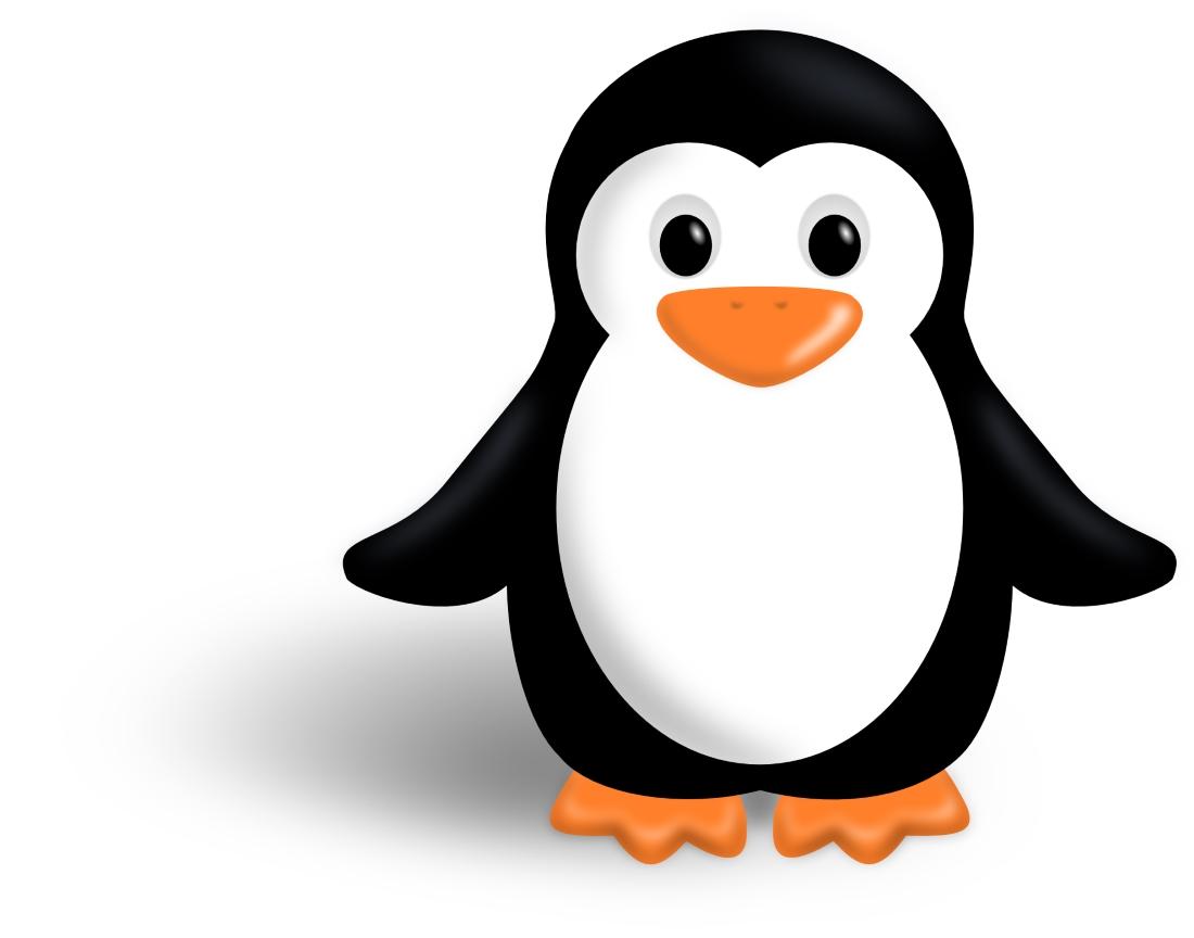 Картинки рисованные пингвинов