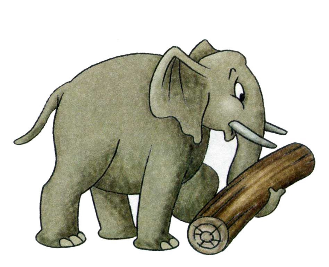 слон картинка нарисовать букет мимозы, подаренный