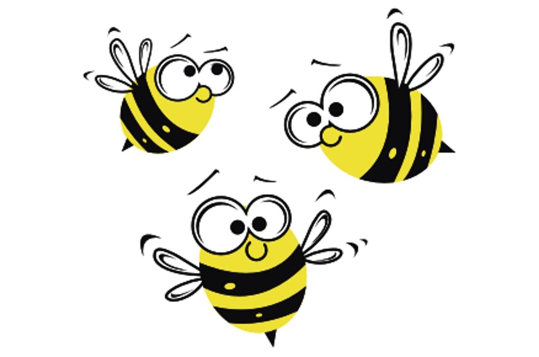 картинка креативные пчелки это