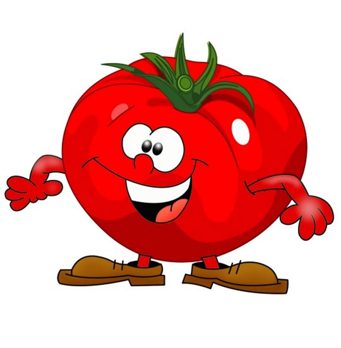 выполненная картинки с помидорами прикольные даже такие