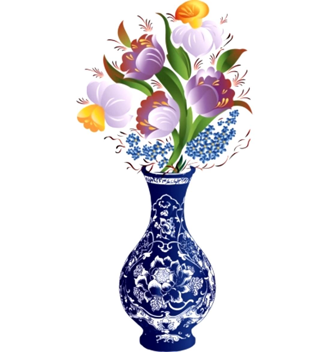 Картинки рисунок вазы