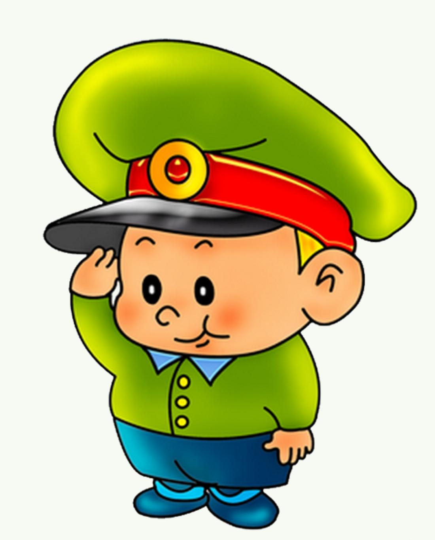 Военный картинка детская