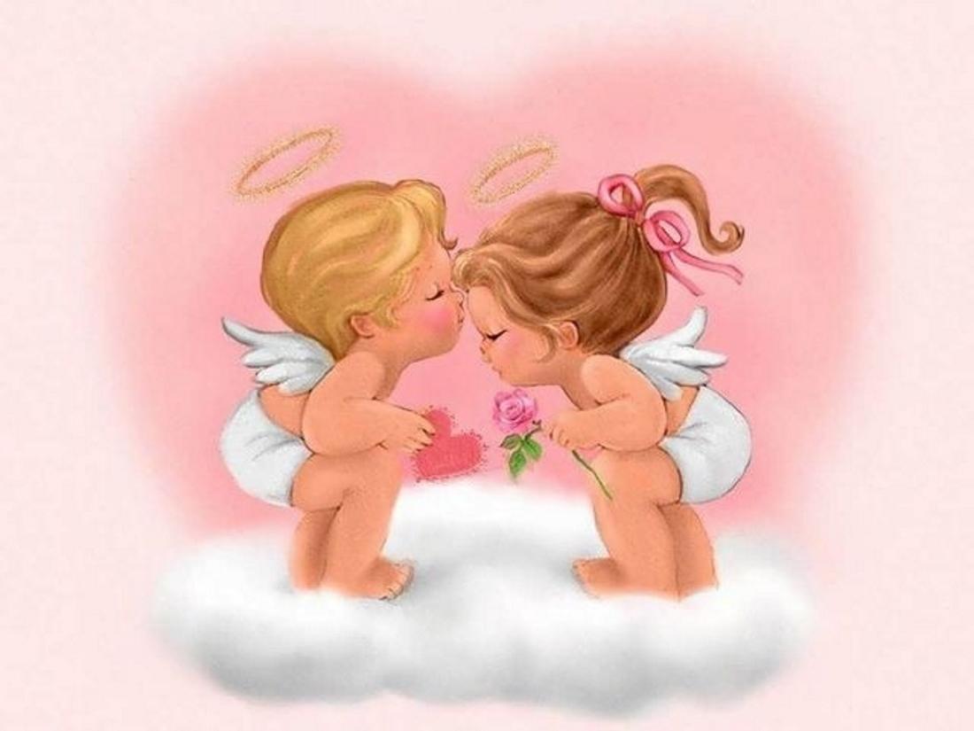 непринужденного отдыха картинки с ангелочками и сердечками представили своих