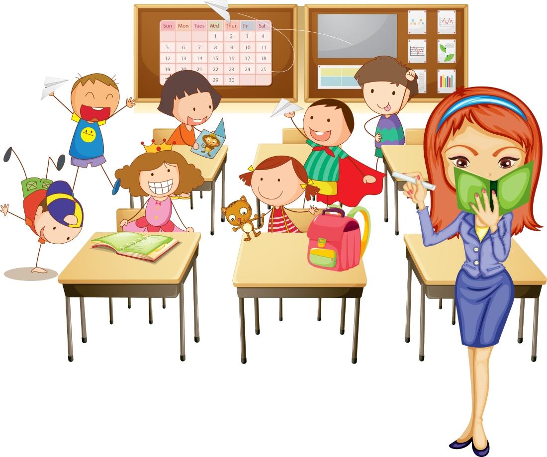 Урок в картинках детей