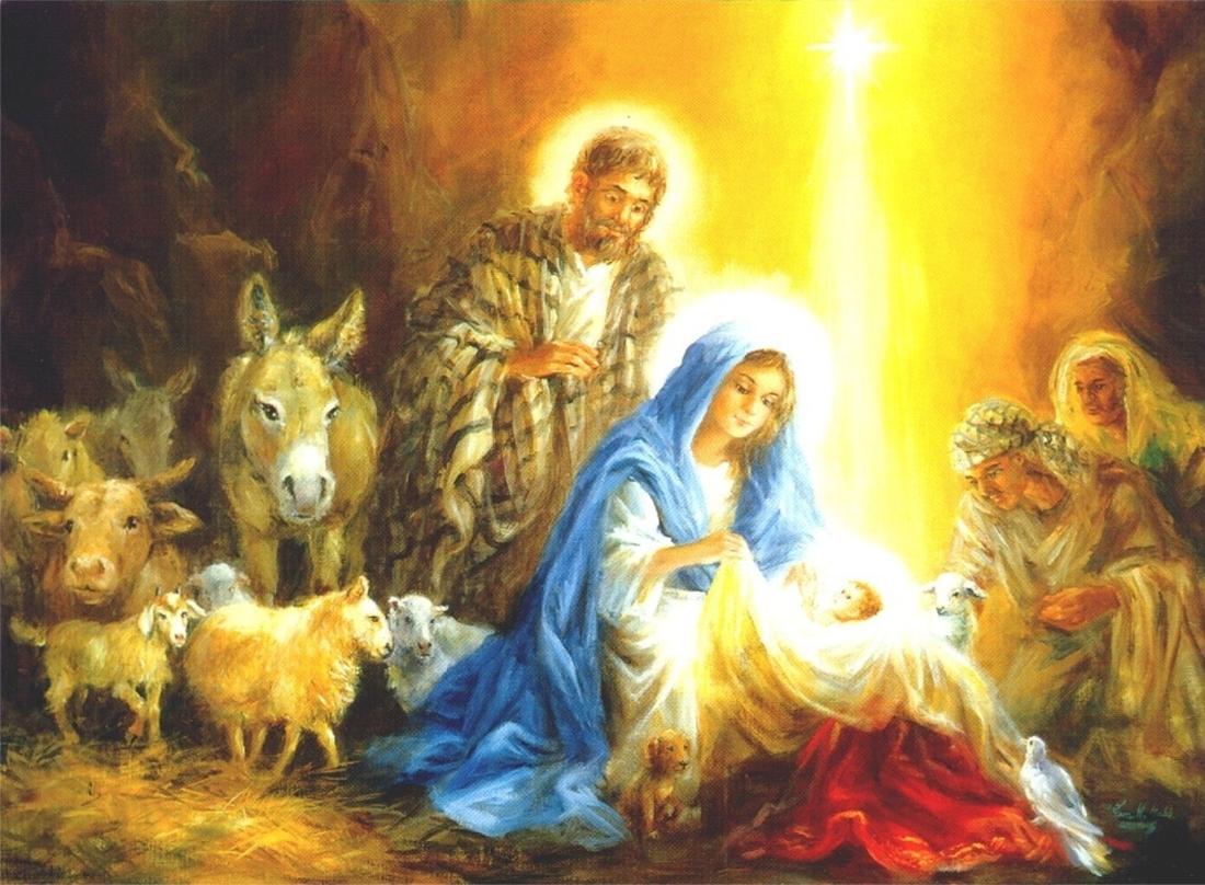 Картинки иисус рождество