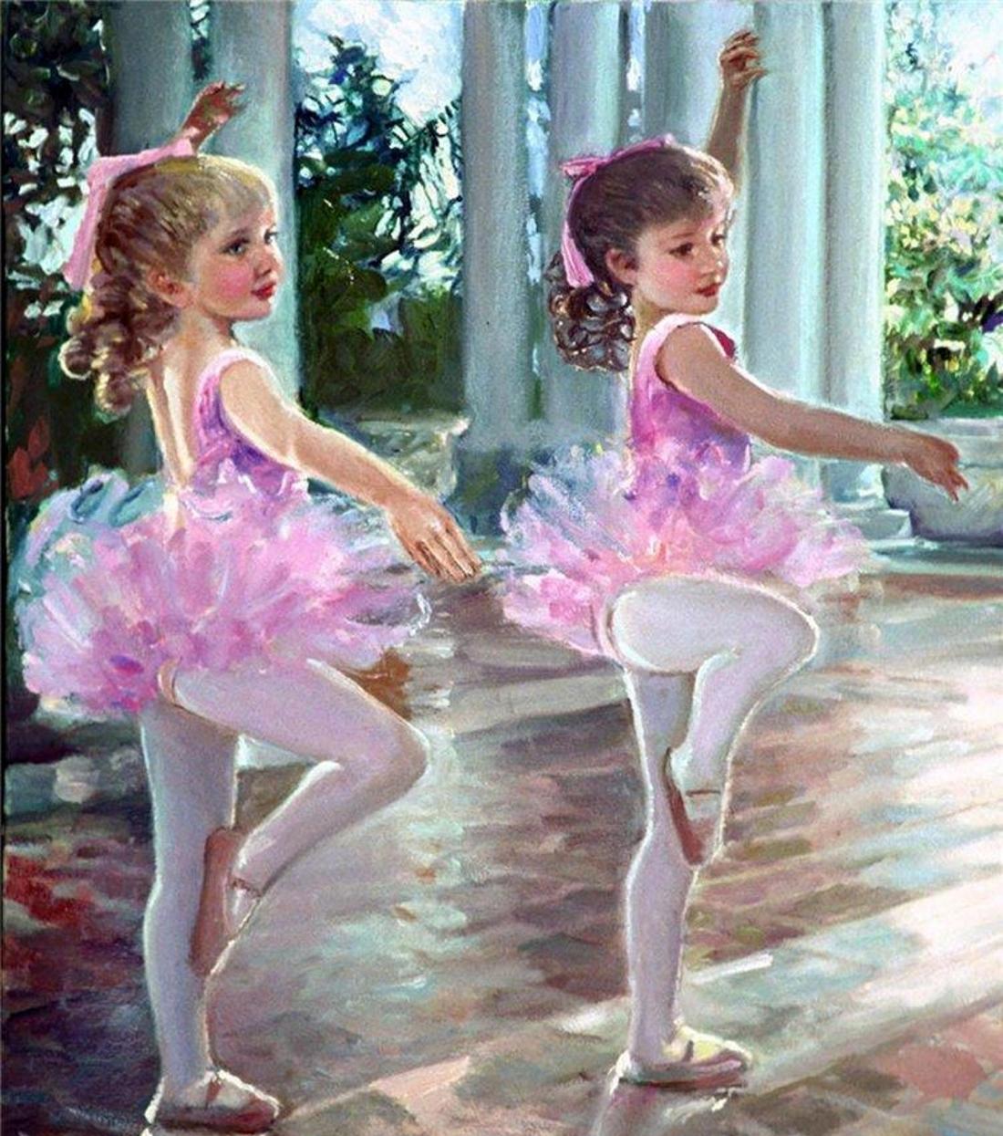 маленькие балерины красивые картинки обретения человечеством