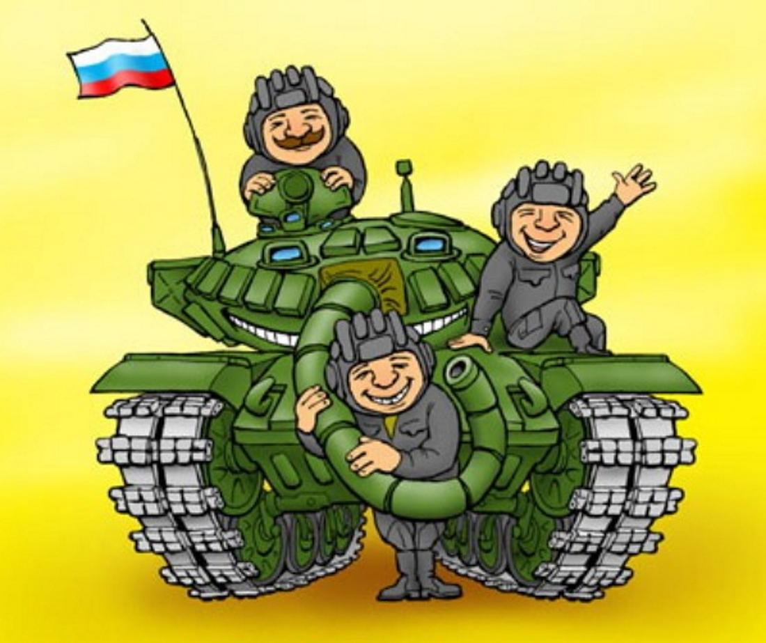 Открытки танкиста