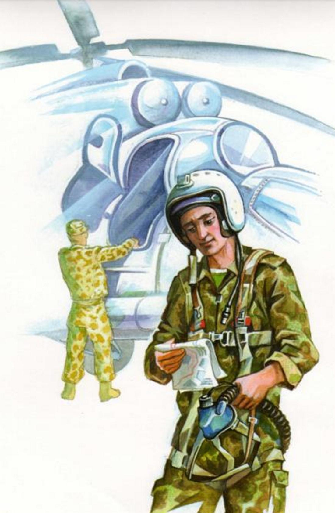 Картинки пилота для детского сада