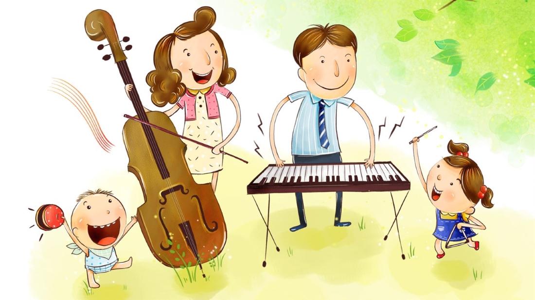Картинки музыкант в детском саду