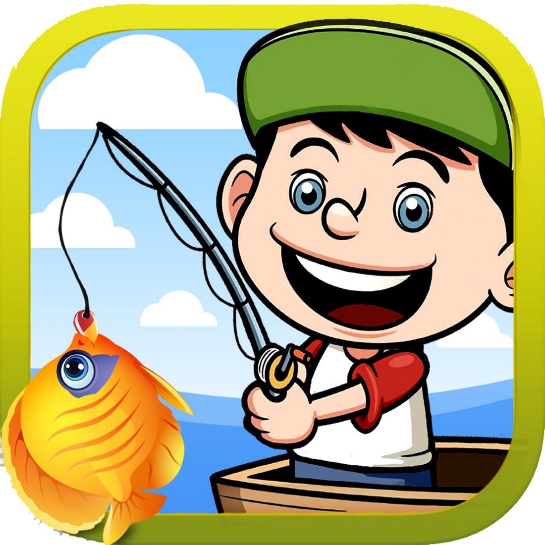 Рыбалка картинки для игры