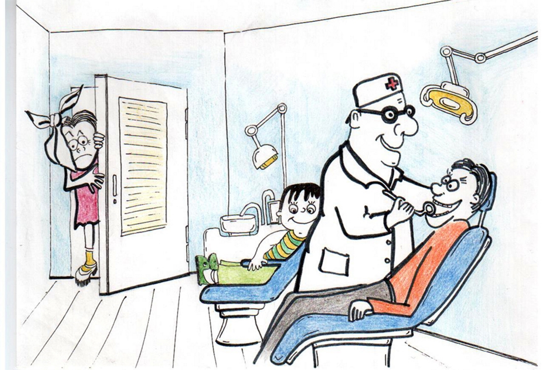 Веселые картинки в стоматологии