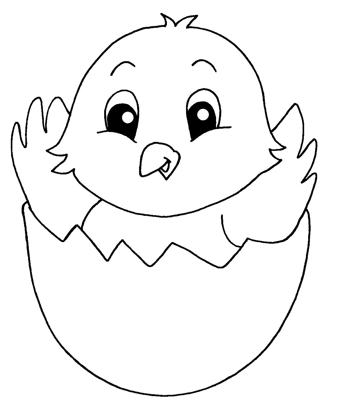 Раскраска птицы для детей распечатать