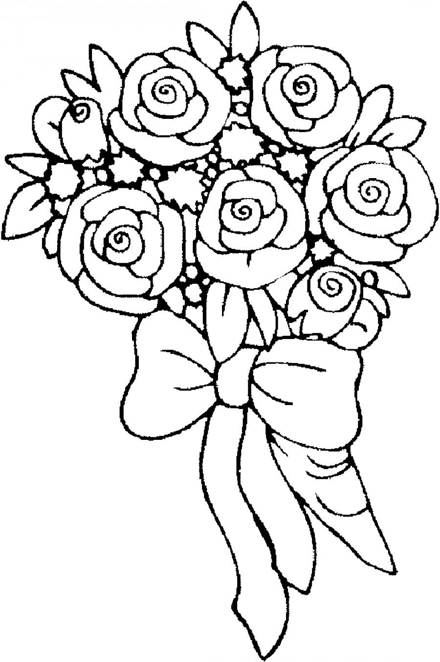 Цветы для открытки нарисовать 18