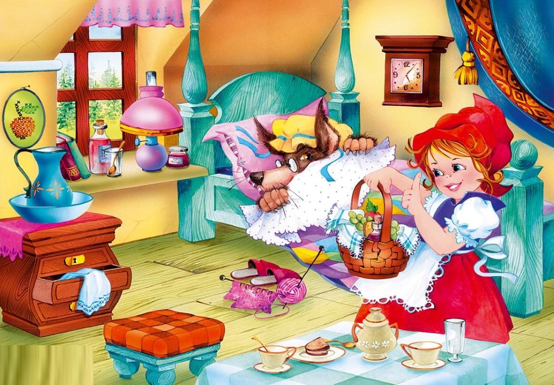 Сказки для детей читать онлайн все сказки на ночь