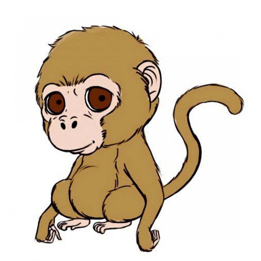 Игры Счастливая обезьянка  играть онлайн бесплатно