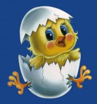 Картинка цыпленка