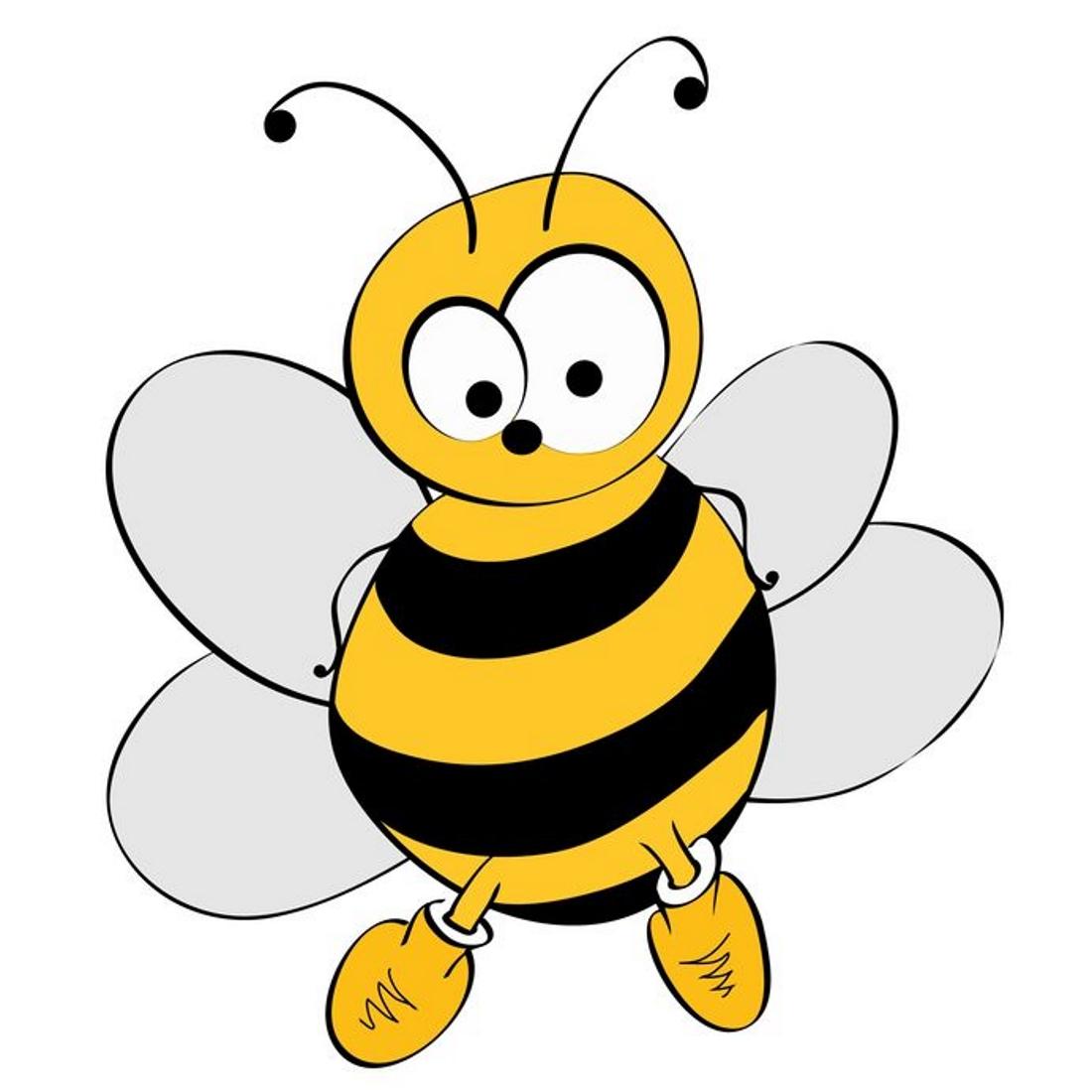 Пчелы картинка