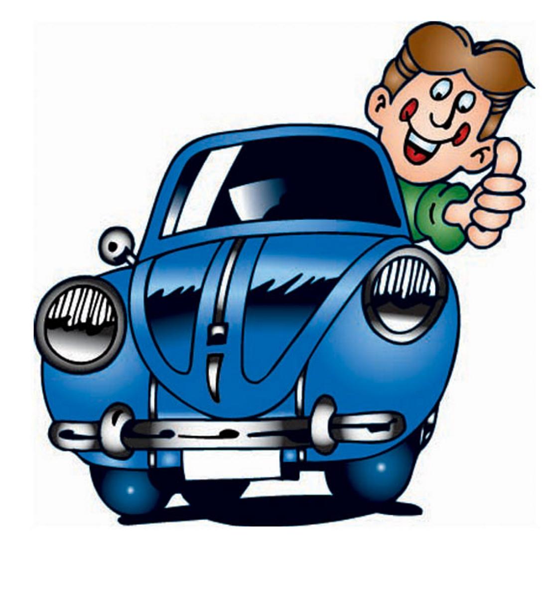 картинки для детей шофера