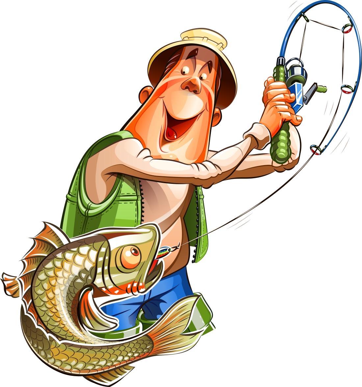 картинки о рыбаках и рыбе