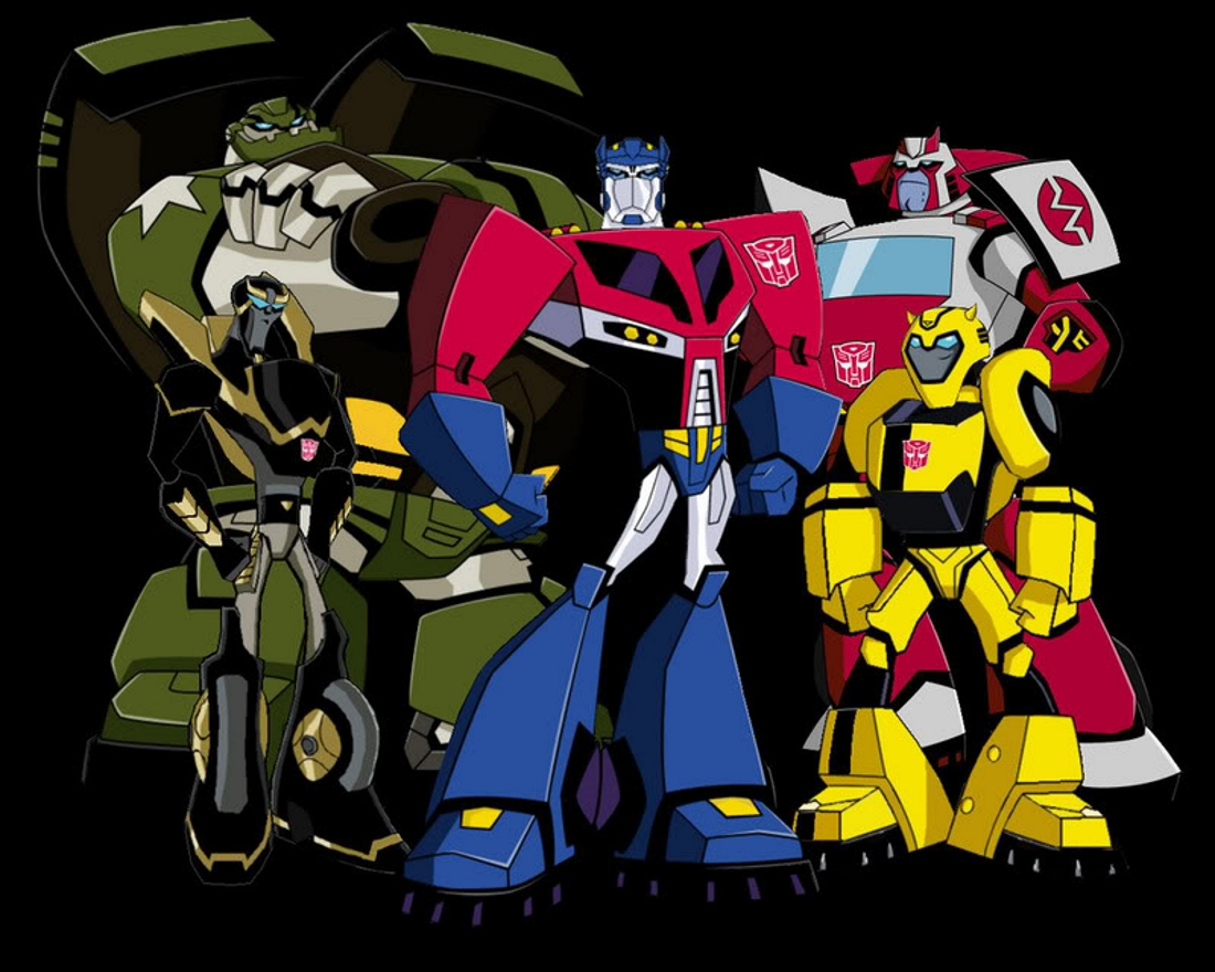Pictures of transformers cartoons