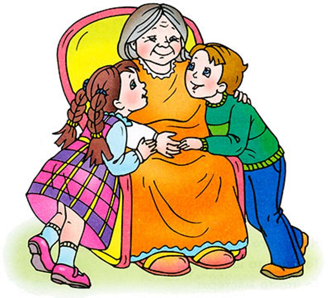 Картинки по запросу бабушка рисунок