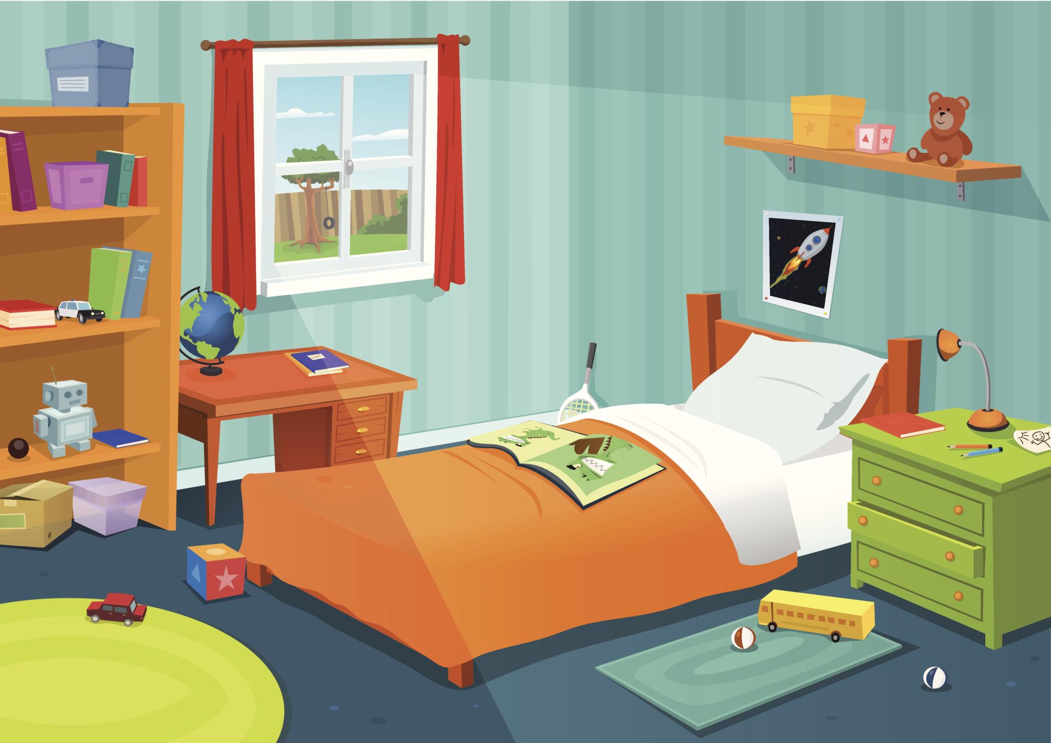 Bedroom drawing for kids - Bedroom Drawing For Kids Bedroom Drawing For Kids Kids Bedroom Drawing